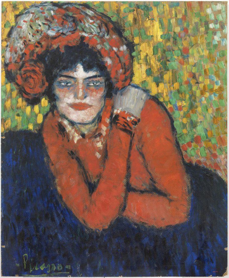 L'Attente Musée Picasso Barcelone
