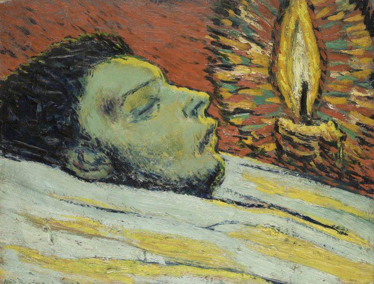La Mort de Casagemas Musée national Picasso Paris