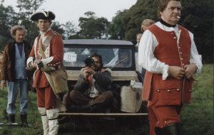 Stanley Kubrick, en el rodatge de 'Barry Lindon'              | Jan Harlan