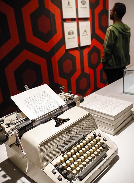 La màquina d'escriure de 'The Shining', a Barcelona | CCCB