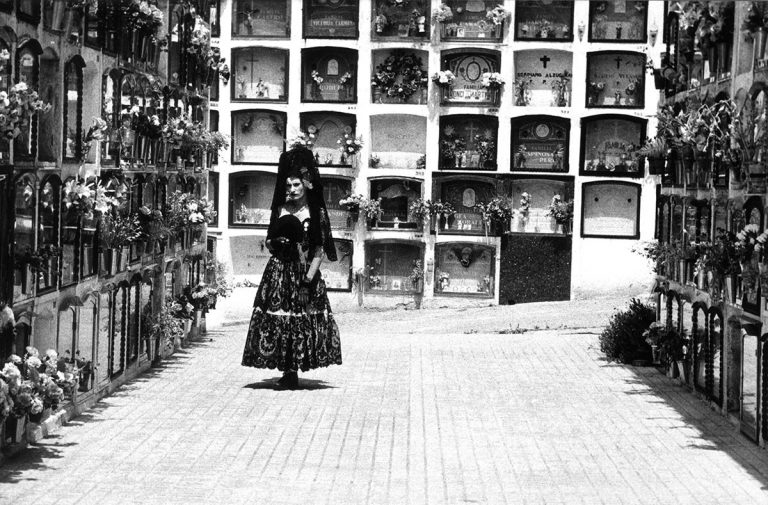 Fotograma d''Ocaña, retrato intermitente' (1978) | Departament de Cultura