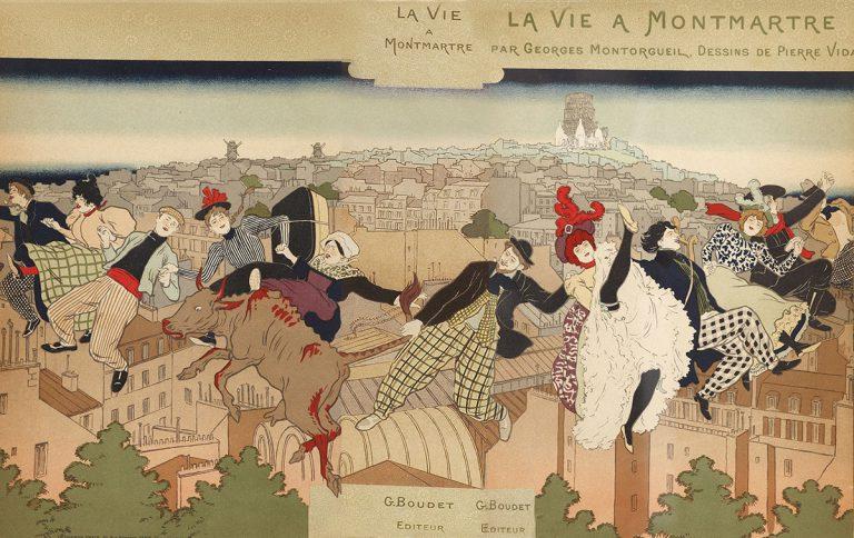 'La vie a Montmartre' | CaixaForum