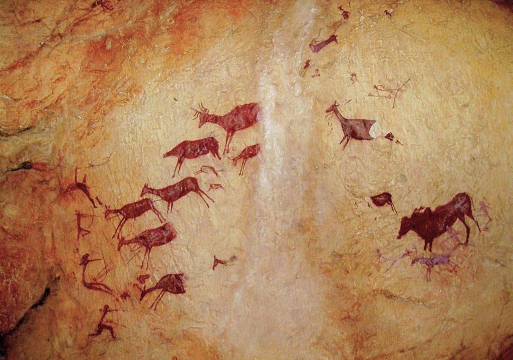 Cova dels Cavalls. Barranc de la Valltorta. Tírig (Alt Maestrat) Foto: EFE