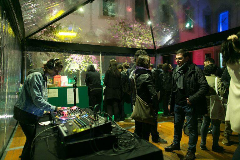 El CCCB, epicentre d'activitats i concerts. Foto: CCCB.