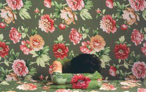 Cecilia Paredes: 'Dreaming rose', impressió fotogràfica sobre paper, muntat sobre alumini (2009)