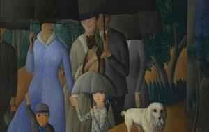 Olga Sacharoff, Consuelo (1924). Galeria Natalia Kournikova (Moscou)              | Rafael Bosch