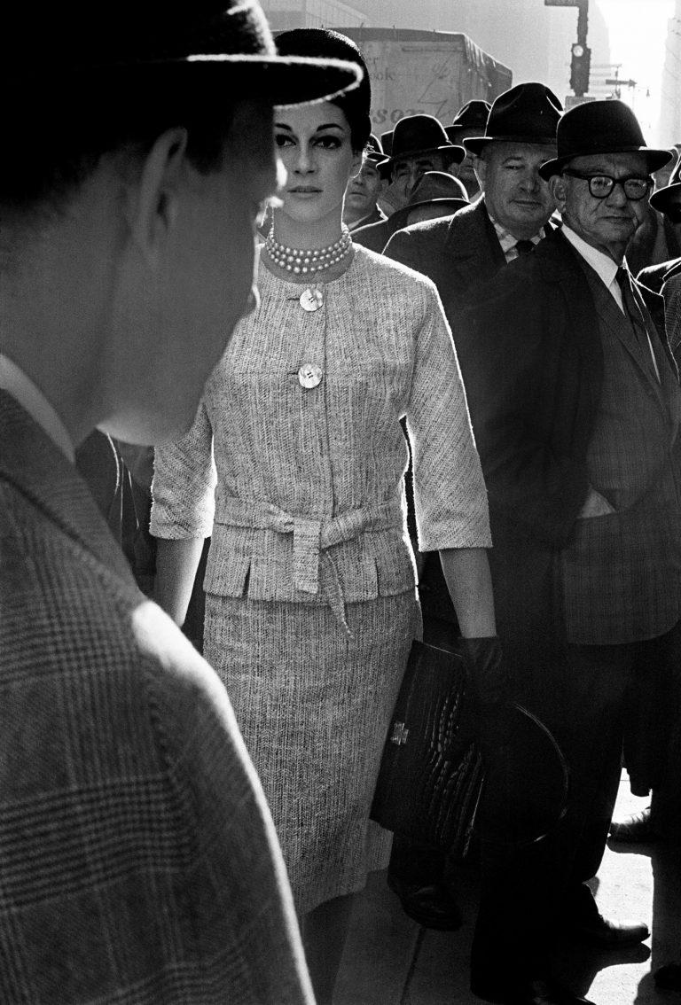 'New York' per Harper's Bazaar(1961)