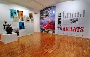 Imatge de l'exposició 'Univers Tharrats'              | Joan-Caimel