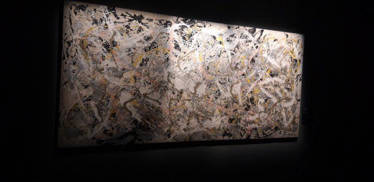 Number 27, de Pollock.
