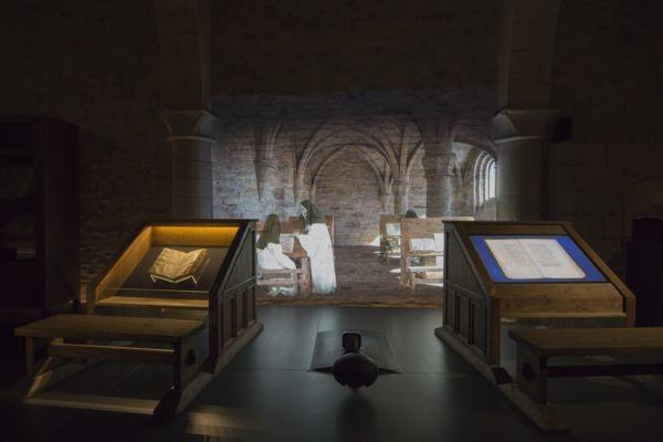 L'scriptorium del Monestir