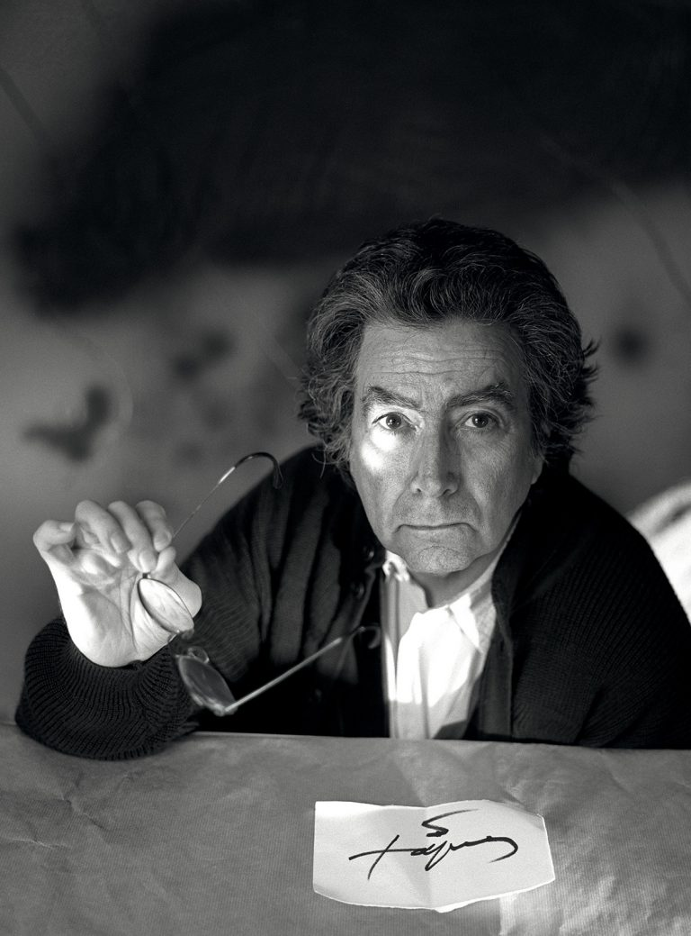Antoni Tàpies (1988)