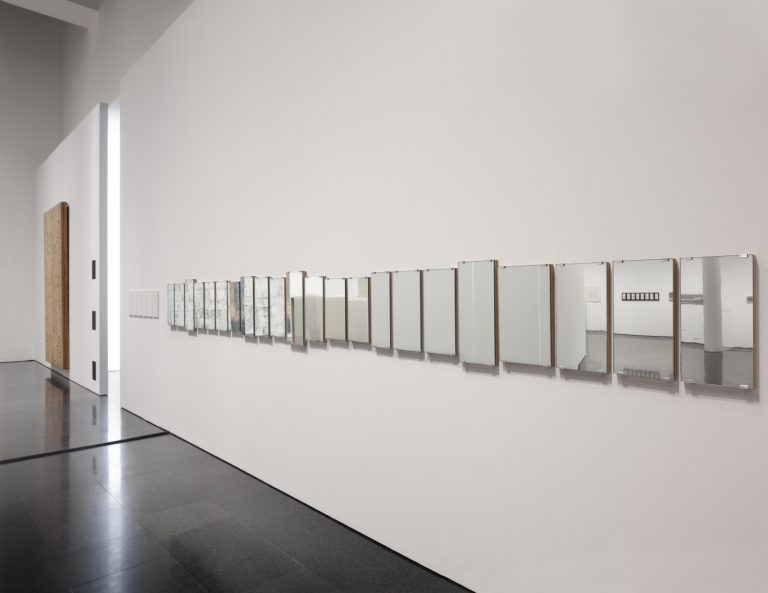 Art & Language   Mirror Piece   1965   Col·lecció MACBA. Consorci MACBA. Dipòsit Philippe Méaille © Art&Language, 2017   Fotògraf: Gasull Fotografia
