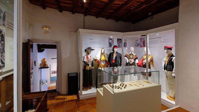 Imatge de Can Ros, el Museu Etnogràfic d'Eivissa. Foto: Fundació Illes Balears