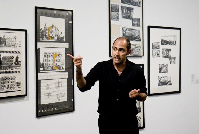 Carles Guerra, en una imatge d'arxiu Foto: Gemma Planell / MACBA, 2012