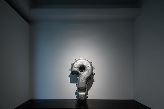Una exposició sense títol que s'inicia amb un interrogant. Foto: MACBA