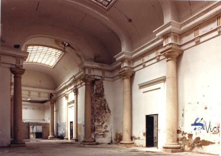 El Convent del Carme anterior a la remodelacio_Foto IVAM