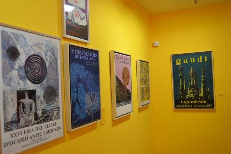 Imatge de l'exposició 'Univers Tharrats'