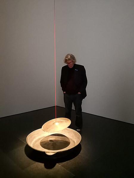 Jaume Plensa, exposició al MACBA. Foto: Pilar Parcerisas