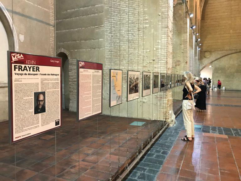 Exposició de Kevin Frayer a l'Església de Sant Domènec