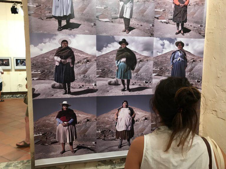'Bolivia: Vale un Potosí', exposició sobre les mines del Cerro Rico de Miquel Dewever-Plana