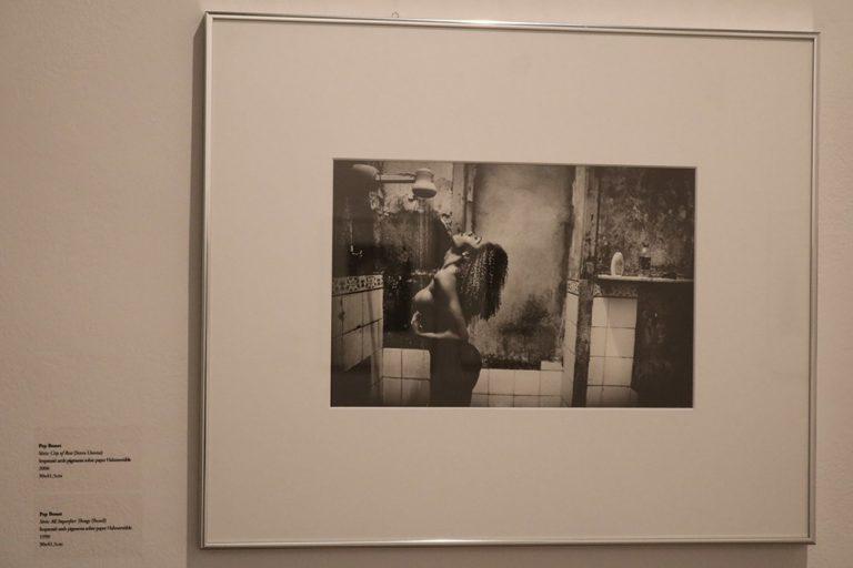 Una de les imatges de l'exposició al Casal Solleric