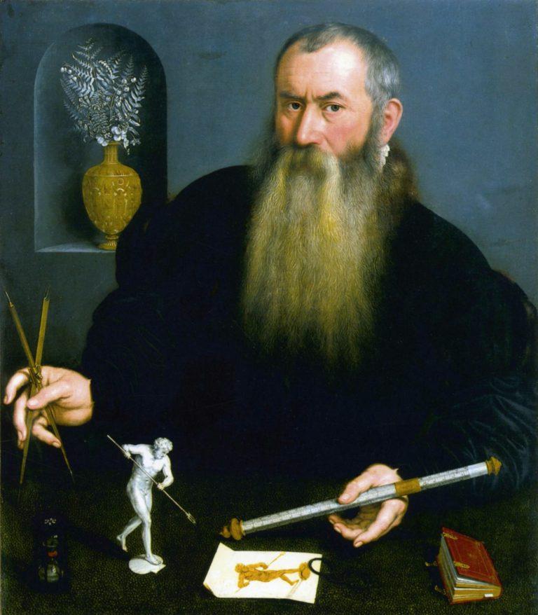Nicolas de Neuchâtel, L'orfebre Wenzel Jamnitzer.