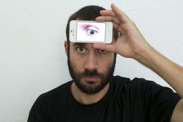 Julià Panadès, en una imatge d'arxiu