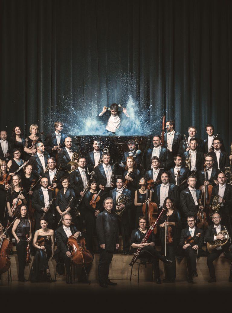 L'Orquestra Simfònica de Barcelona i Nacional de Catalunya interpretarà el Rèquiem de Verdi. Foto: Igor Cortadellas.
