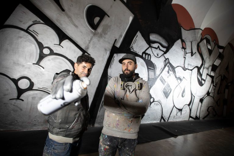 PihiAvo i el grafit com a art
