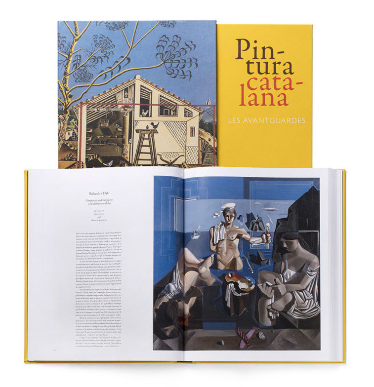 'Pintura catalana. Les avantguardes'. Foto: Enciclopèdia