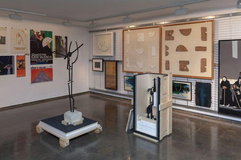 Vista de l'exposició 'Cas dEstudi 1989 IVAM'. Foto IVAM