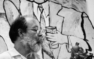 Andreu Terrades, 2001. Cortesia de Joan Ramon Bonet