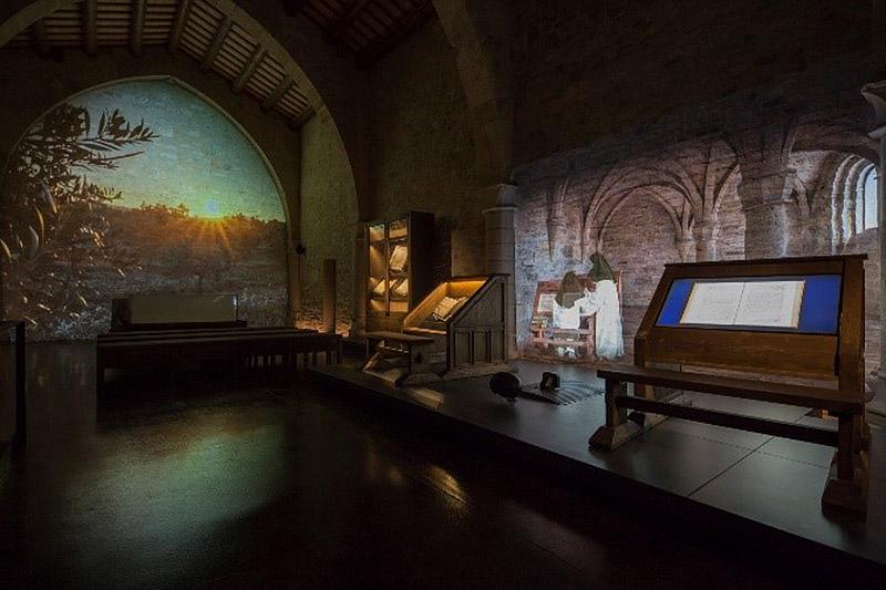 Santa Maria de Vallbona és el monestir cistercenc femení més important de Cataluny              | Santa Maria de Vallbona