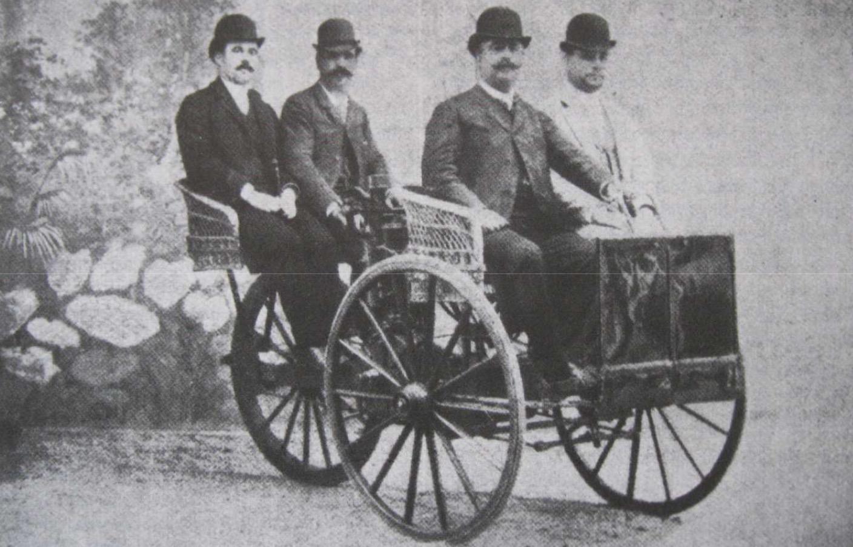 El Tricicle Bonet, el primer vehicle amb motor de combustió interna fabricat a la Península              | mNACTEC