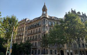 Façana de la Casa Sayrach              | Wikimedia Commons