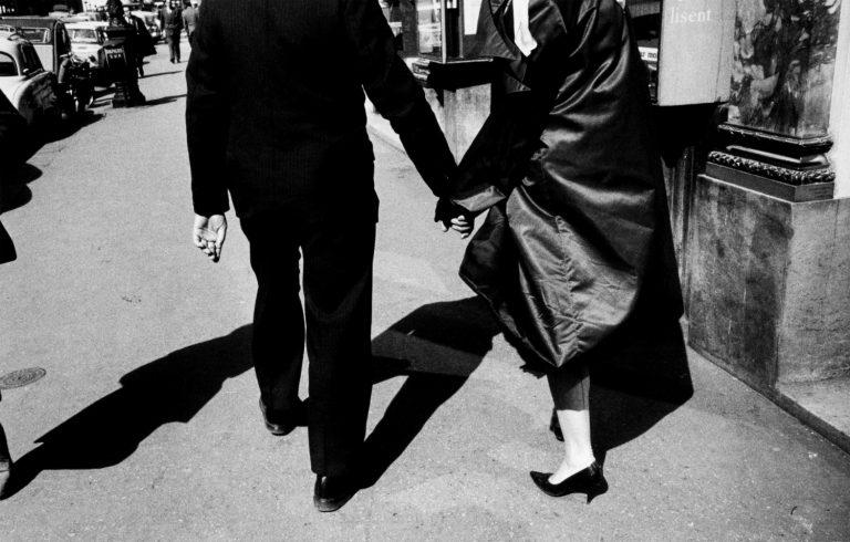 'París, 1962'. Foto: Familia Cualladó