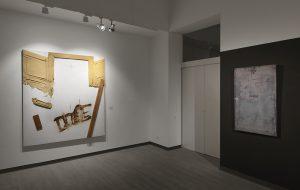 Imatge de sala de l'exposició 'Tàpies avui', comissariada per Arnau Puig, a la Galeria Mayoral              | Galeria Mayoral