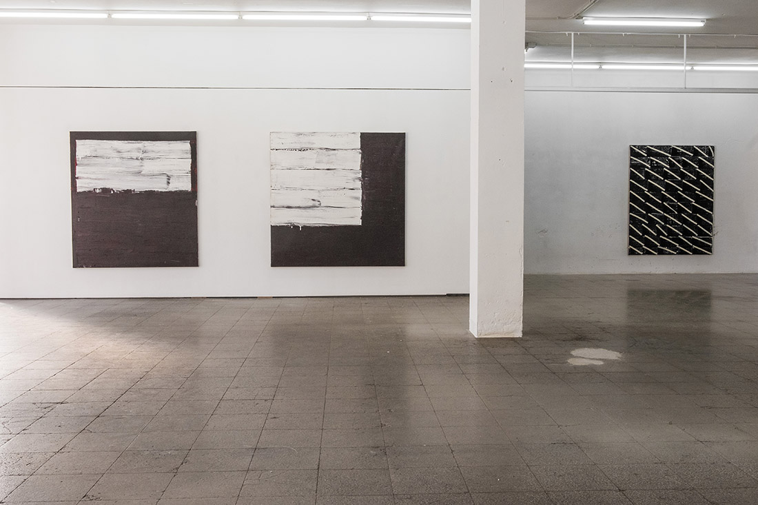 Imatge de l'exposició 'Joaquim Chancho. En blanc i negre', a Ana Mas Projects
