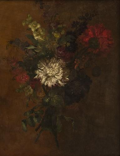 Benet Espinós, Flors (c1789), oli. Barcelona, Reial Acadèmia Catalana de Belles Arts de Sant Jordi