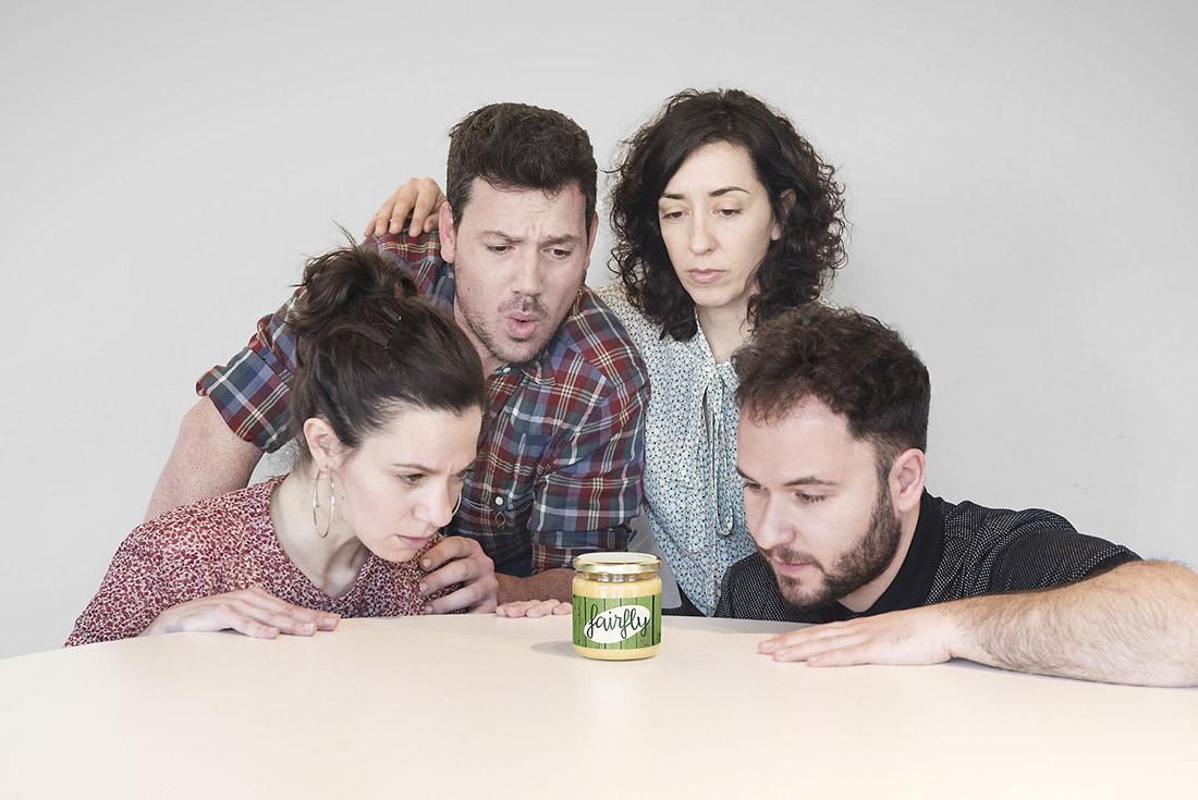 'Fairfly', de La Calòrica, estrenada al Tantarantana el 2017, va guanyar el Butaca al millor espectacle de petit format i el Max a millor espectacle revelació