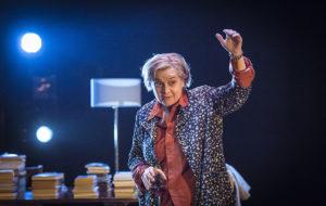 Capmany, representada a la peça teatral 'Parlàvem d'un somni', interpretada per Anna Güell              | David Ruano