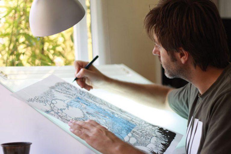 El dibuixant valencià Paco Roca.