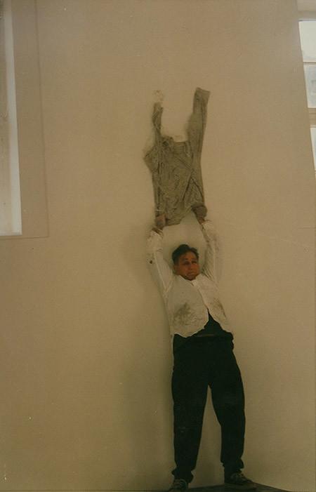 Peça del 1996 al centre FRAC de Rheim