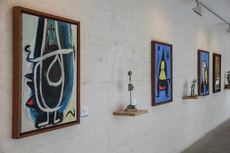'Miró, esperit salvatge', a la Fundació Miró Mallorca