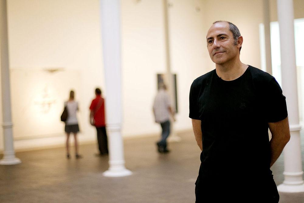Carles Guerra, en una imatge d'arxiu              | Fundació Tàpies