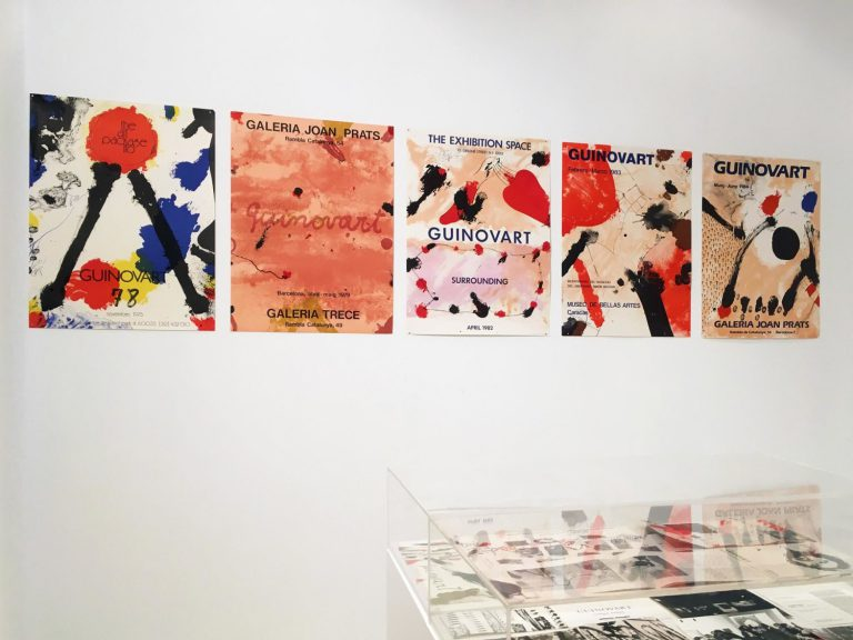 Guinovart. Matèria en erupció: 1975-1985, a la Galeria Joan Prats