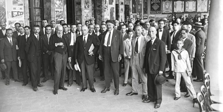 III Congrés nacional de cooperatives, any 1929.
