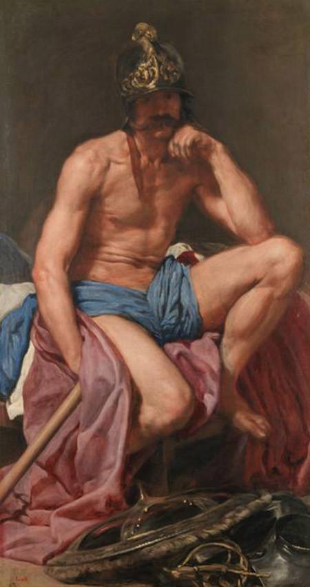 'Marte', Velázquez