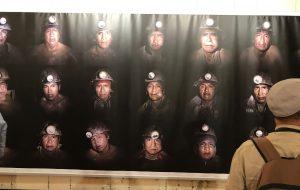 Exposició sobre els miners de Potosí (Bolívia) al Convent dels Mínims de Perpinyà, dins del Visa pour l'Image