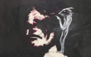 Jaume Lores, Autoretrat. Col·lecció mAB